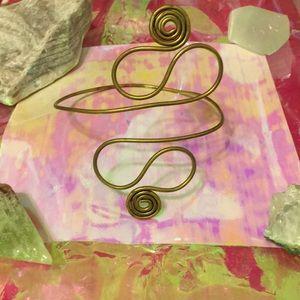 Jewelry - 🍒Handmade wire upper arm band